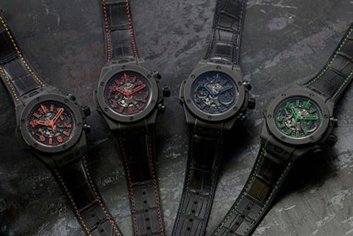 绝黑设计 宇舶全新Big Bang Unico腕表