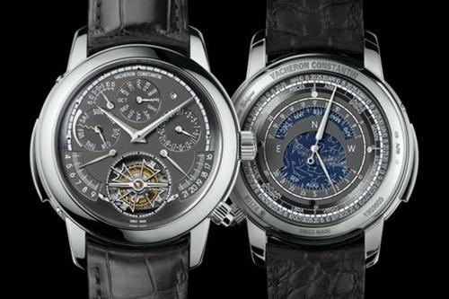 江诗丹顿阁楼工匠大师系列「天文传奇」腕表