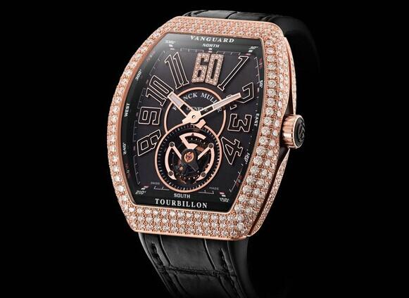 Franck Muller 推出Sincere 60周年限量腕表