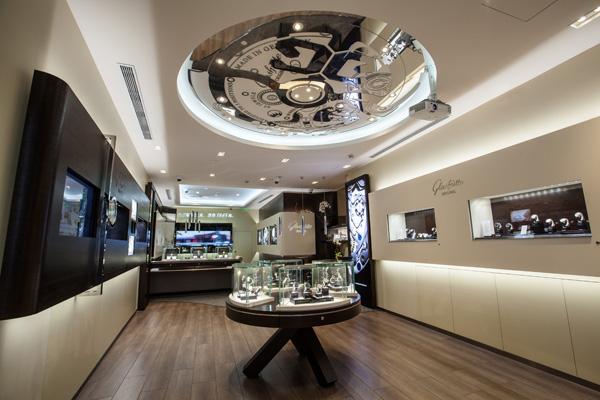 Glashütte Original:传承德国制表荣耀   格拉苏蒂原创上海南京西路精品店即将盛大开业
