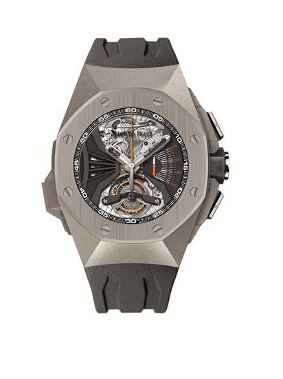 2015SIHH全新呈献 爱彼皇家橡树概念腕表