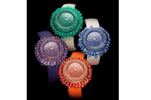 de GRISOGONO 全新Grappoli系列珠宝腕表