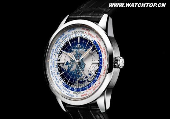Jaeger-LeCoultre 全新地球物理天文台腕表系列