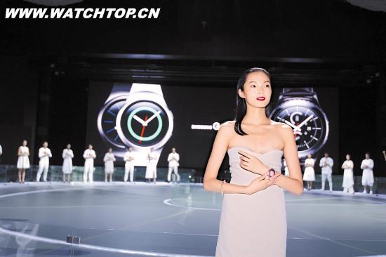 三星Gear S2革新智能腕表风尚