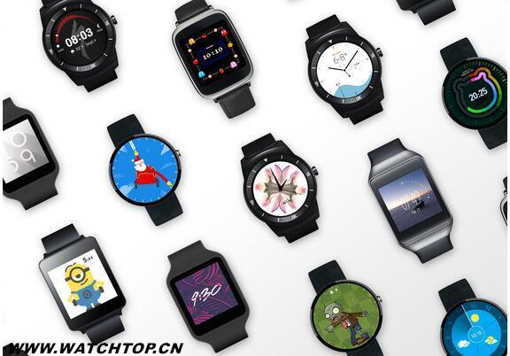 安卓手表受欢迎程度远远不如苹果手表