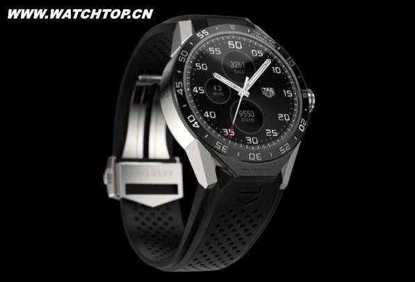 泰格豪雅 + 安卓:最壕的智能手表?