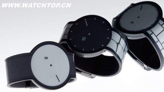索尼纸手表FES Watch将上市 超长续航60天