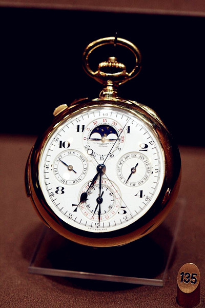 你是有权利YY的 世界10大天价腕表 收藏保养 第6张