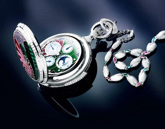 你是有权利YY的 世界10大天价腕表 天价腕表 收藏保养  第12张
