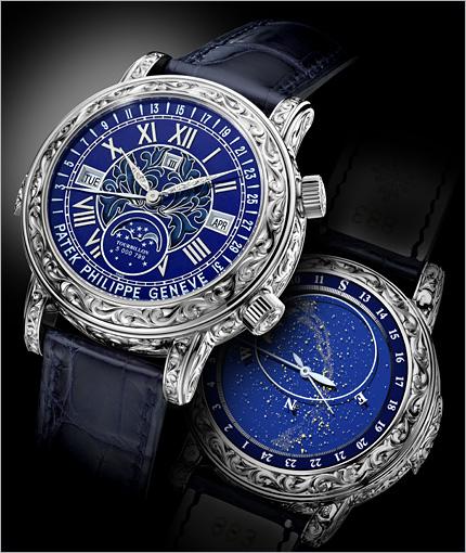你是有权利YY的 世界10大天价腕表 天价腕表 收藏保养  第13张