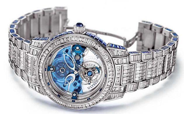 你是有权利YY的 世界10大天价腕表 天价腕表 收藏保养  第14张