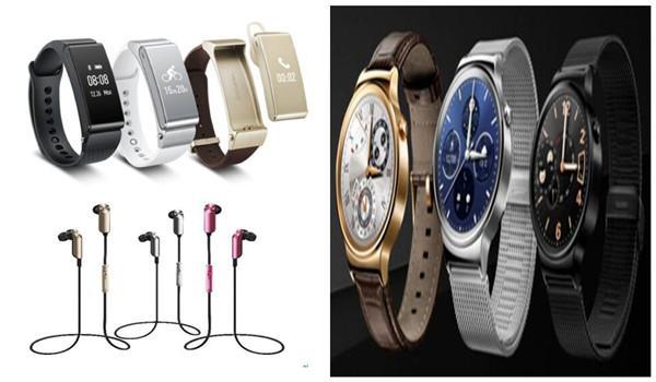 华为重新定义终端品牌 发布三款穿戴设备