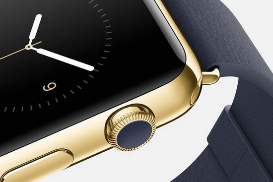 "Apple Watch黄金版是如何""炼成的""?"