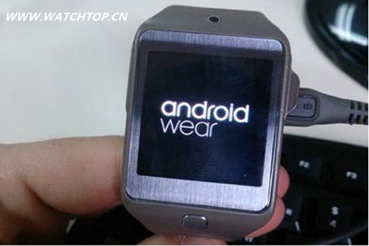 三星Gear 2智能手表也能运行Android Wear了 Android Wear 三星Gear 2 智能手表 手表百科  第1张