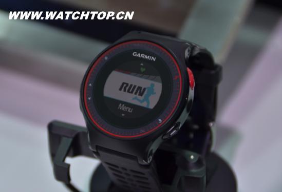 Garmin发布跑步腕表 引入光电心率监测