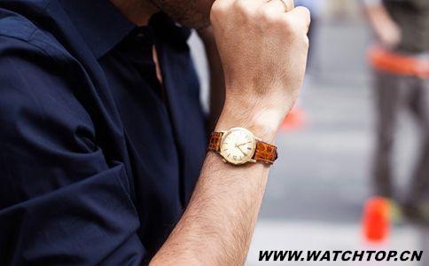 男人戴腕表有哪些小技巧