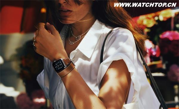 苹果手表配爱马仕表带:土豪的世界你不懂