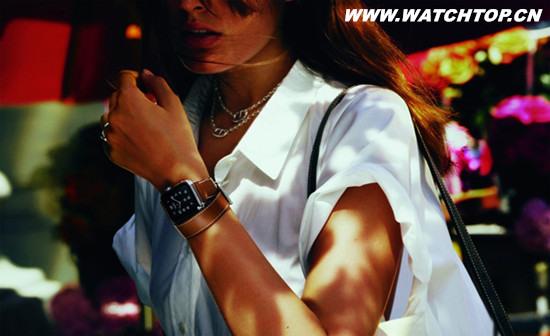 爱马仕携手苹果公司推出Apple Watch Hermes系列腕表