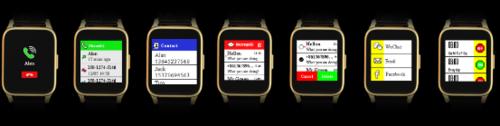 终于,StarWrist Elite手表开始用功能诠释奢华 智能手表 第4张