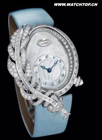 美轮美奂珠宝腕表:让女人都惊艳的手表 热点动态 第5张