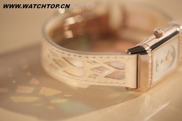 时尚腕表的碰撞 积家Reverso翻转系列腕表惊喜呈现 热点动态 第3张