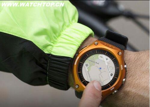 CES2016重新定义智能腕表颜值 卡西欧G-SH 热点动态 第6张