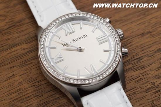 惠普推新款智能手表:配有珠宝专为女性设计