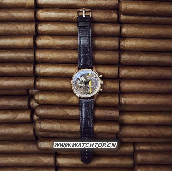 真力时发布高斯巴雪茄50周年特别款腕表 新表预览 第5张