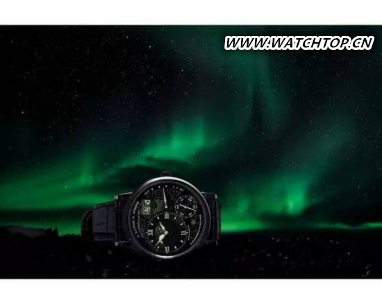 朗格携三款夜光腕表深入冰岛 探索极地奇观