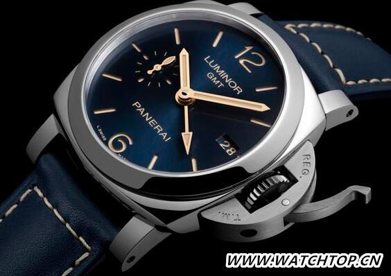 沛纳海推出蓝色表盘新款腕表 热点动态 第1张
