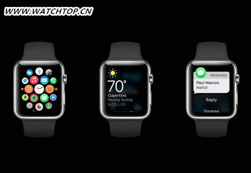 谁获第一桂冠?智能手表评比Apple Watch竟是第二!