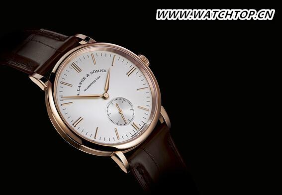 朗格表SAXONIA系列腕表 设计更见明晰精巧雅致