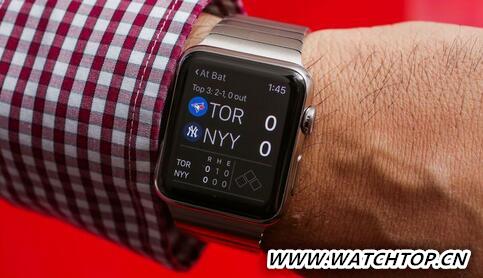 今年全球智能手表出货量将增长3.9% 苹果份额超50%