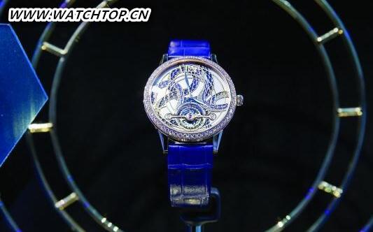 万宝龙发布全新宝曦系列女士腕表