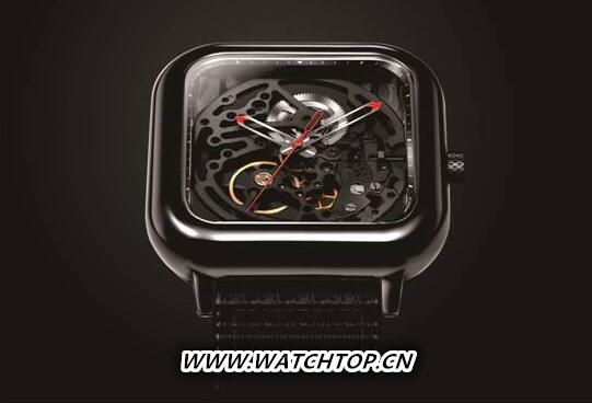 成功设计大奖-感受CIGA 邦德系列腕表机械之美