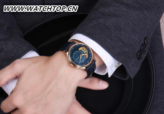 腕表怎样戴出不一样的品位 9633腕表 罗西尼 腕表 潮流导购  第1张