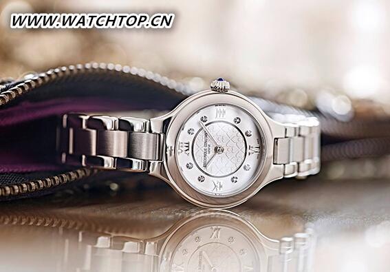 康斯登名表品牌甄选瑞士传统智能女装腕表献礼女人节