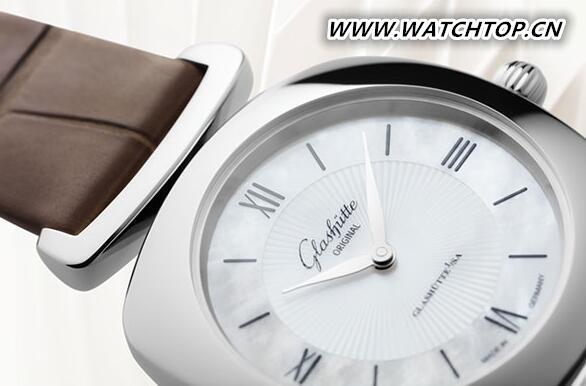 格拉苏蒂推出Glashütte Original原创女士腕表系列
