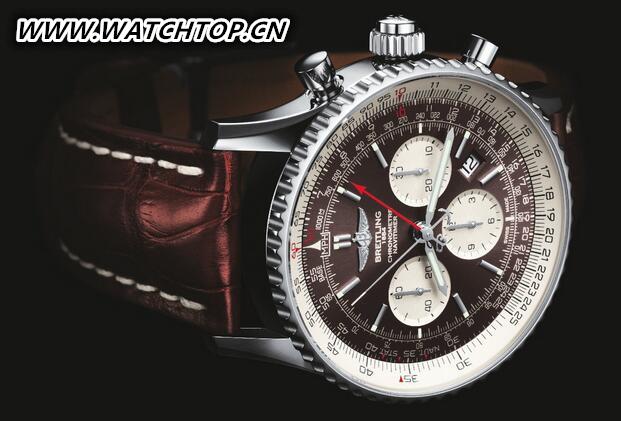 百年灵推出全新航空计时系列双追针腕表