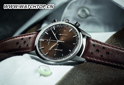 巴塞尔新品:真力时旗舰系列HERITAGE 146腕表
