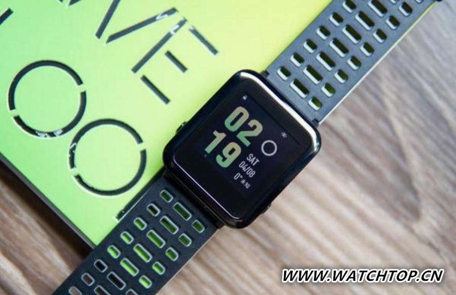 小米众筹新品手表 号称干翻苹果你信吗? 智能手表