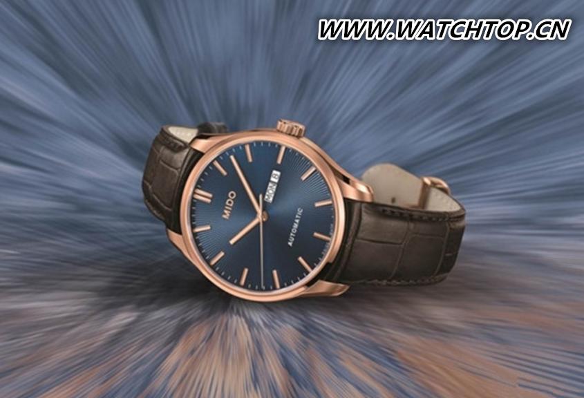 美度表推出全新布鲁纳系列长动能全自动机械腕表