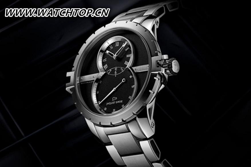 Jaquet Droz(雅克德罗)推出全新大秒针运动腕表
