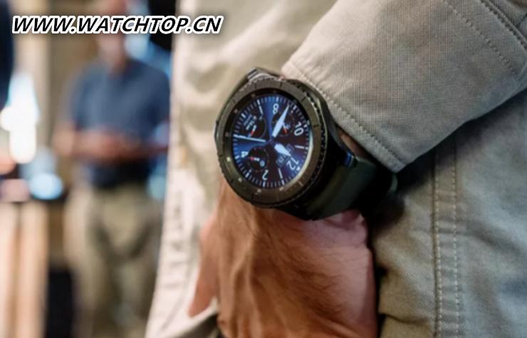 全面升级 三星将发布新Gear S智能手表
