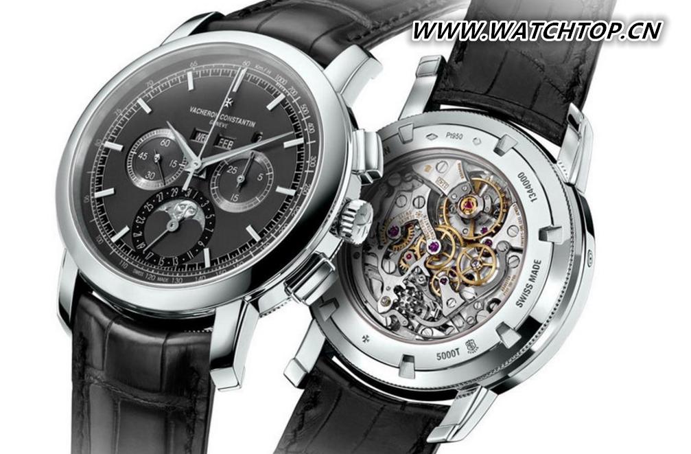 什么是万年历腕表? 手表百科