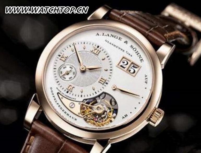 朗格表全新德累斯顿限量版腕表正式发布 采用背透设计