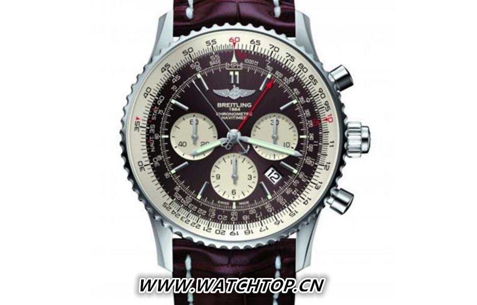 百年灵正式推出全新航空计时系列腕表
