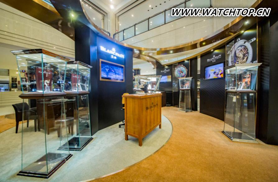 宝珀Blancpain于杭州开启超凡工艺腕表巡展