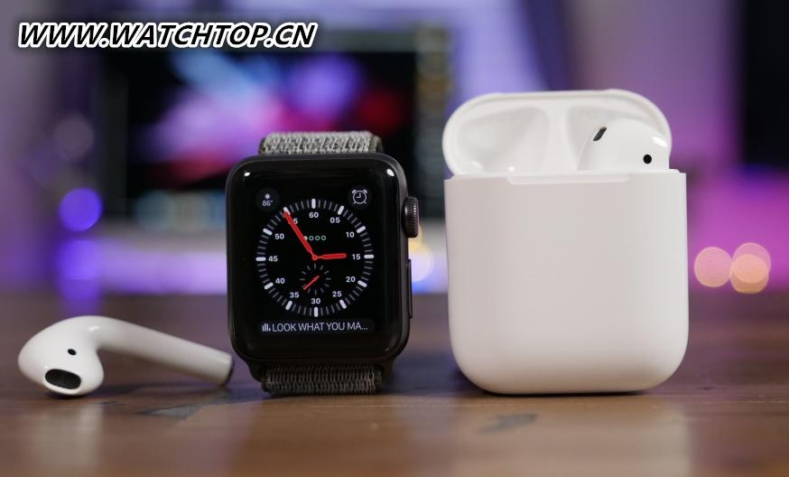 """苹果新手表可能会改变可穿戴产品的""""规则"""""""