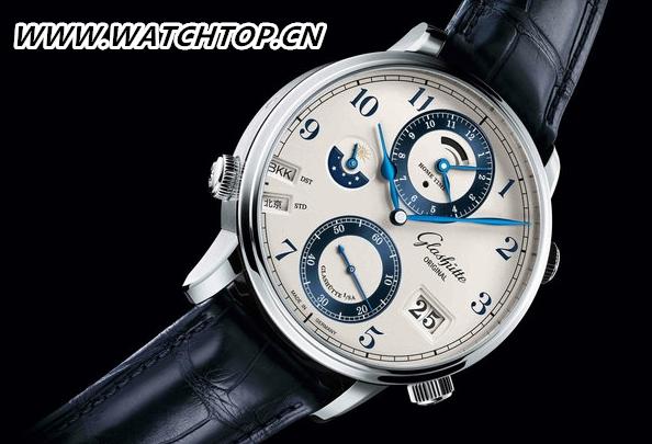 复杂功能至简呈现 这些腕表让时间尽在掌握